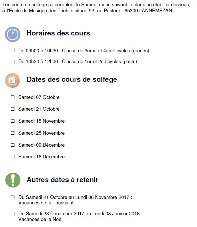 Cours solfege 2